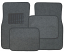 Carpet Floor Mats, Charcoal