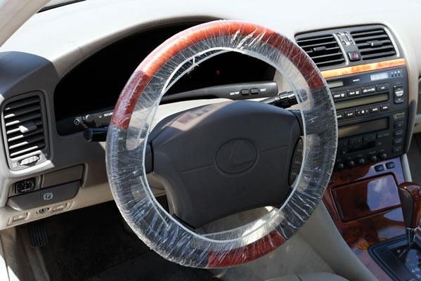Plastic Steering Wheel Covers, Car Seat Steering Wheel Covers