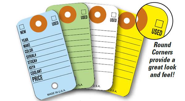 Car Dealerships In Ct >> Buy Automotive Paper Key Tags - Estampe
