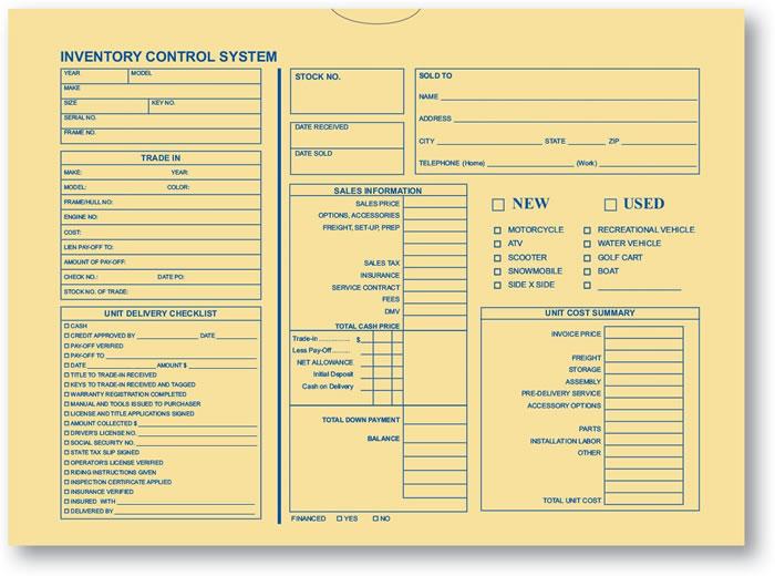 inventory control deal envelope buy now estampe