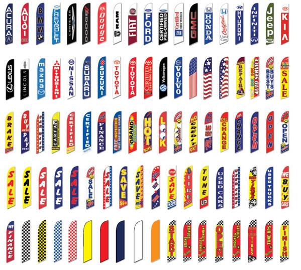 Swooper Flags | Buy Now - Estampe