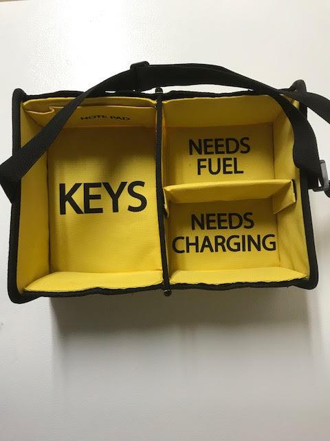 Dealer Key Management Carrying Case