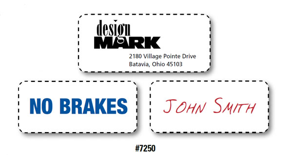 Custom Self-Inking Stamps
