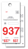 Adver-Tag Custom - White