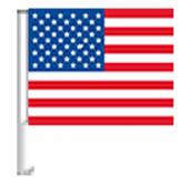 Auto Window Clip-On Flags