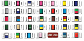 Auto-Makes Color Coding Labels