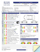 Hyundai Multi-Point Inspection Form