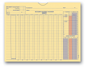 Accounts Payable File Folder Jacket- Automated Accounting