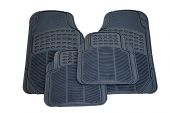 Rubber Car and Truck Floor Mats