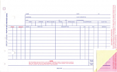 Auto Parts Invoice - Handwrite