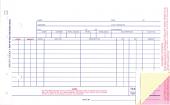 Auto Parts Invoice - Handwrite