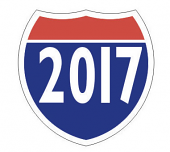 Model Year Interstate Shield Signs