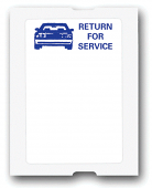 Generic Oil Change Labels for Print System