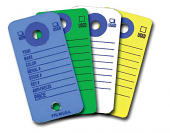 Automotive Paper Key Tags